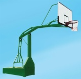 Tilting Box Baskeball Backstop, 40076