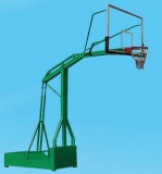 Seni-trunk Wide-arm Basketball Backstop, 40111